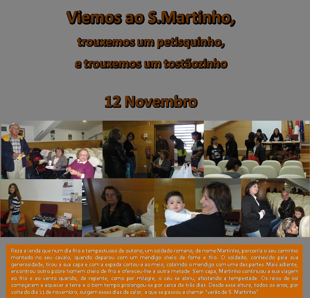 S Martinho2011