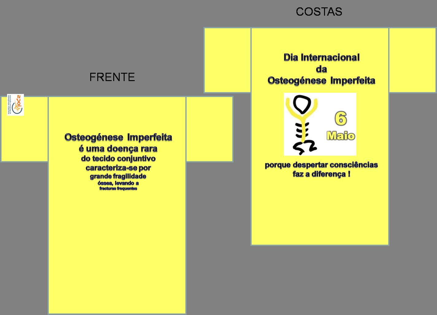 T-Shirt's Dia Internacional OI