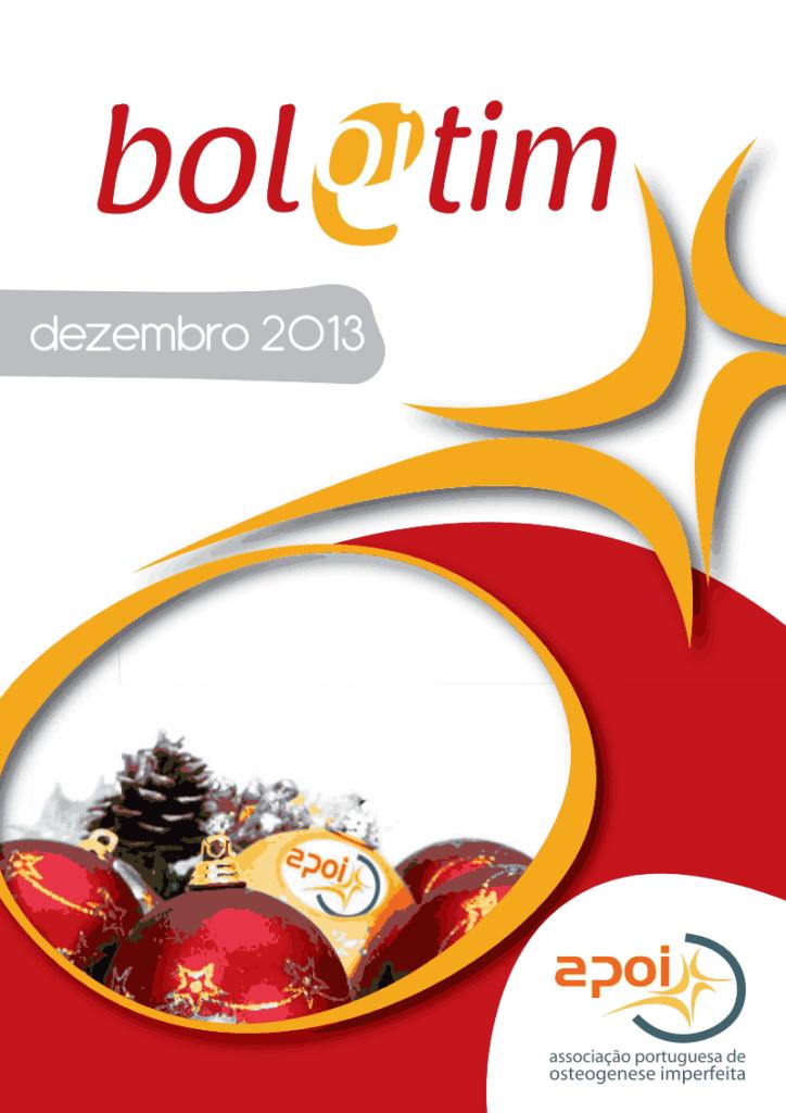 capa boletim natal 2013