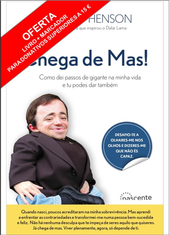 """Livro """"Chega de MAS!"""""""