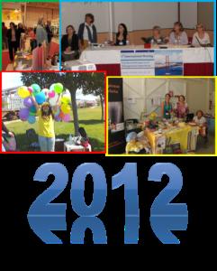 Atividades 2012